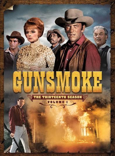 Gunsmoke: Season 13, Volume One