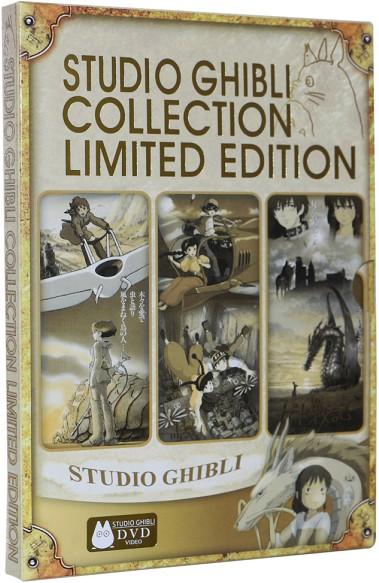 Hayao Miyazaki & Studio Ghibli Limited Edition