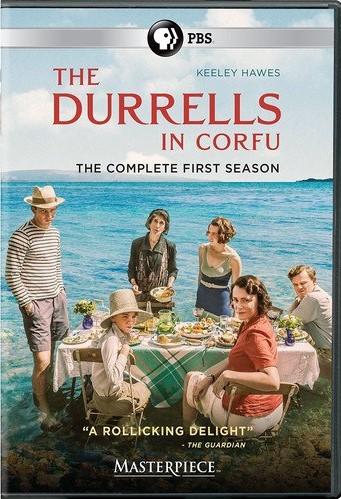 Masterpiece – Durrells in Corfu: Season 1