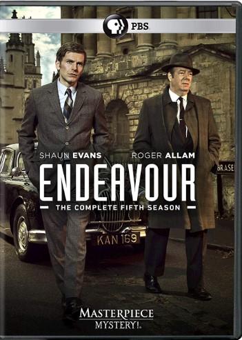 Masterpiece Mystery!: Endeavour – Season 5