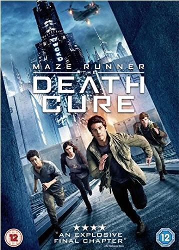 Maze Runner – The Death Cure [UK Region]