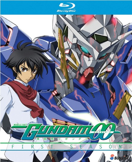 Mobile Suit Gundam 00 Collection: Season 1 [Blu-ray]