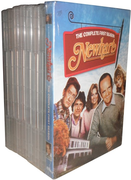Newhart: Complete 1980s TV Series Seasons 1-8
