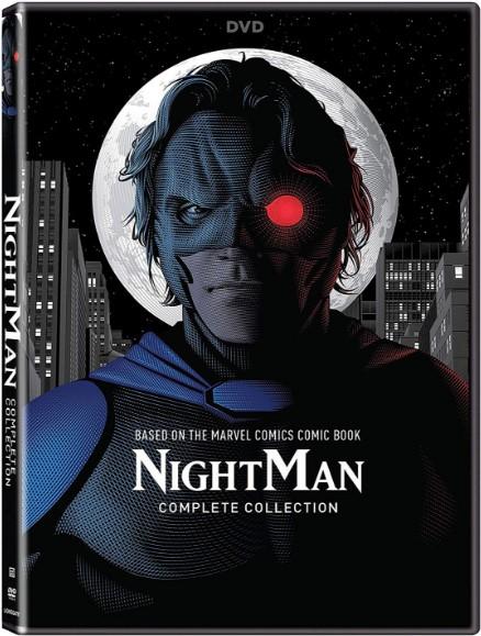 Nightman: The Complete Series