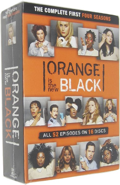 Orange Is the New Black: Season 1-4