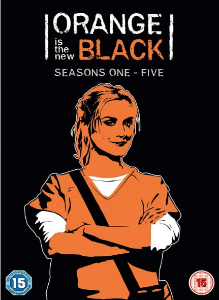 Orange is the New Black: Seasons 1-5 [UK Region]