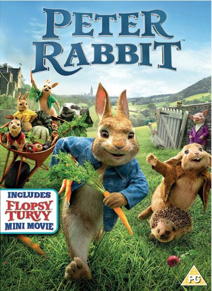 Peter Rabbit – UK Region