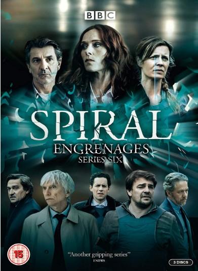 Spiral: Series 6 – UK Region