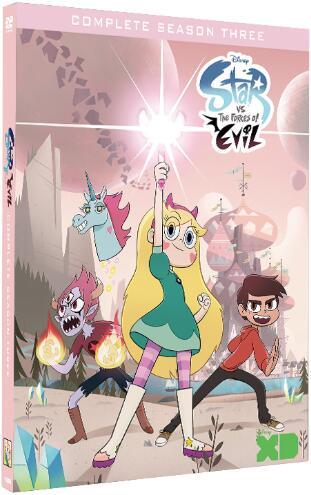 Star vs. the Forces of Evil: Season 3