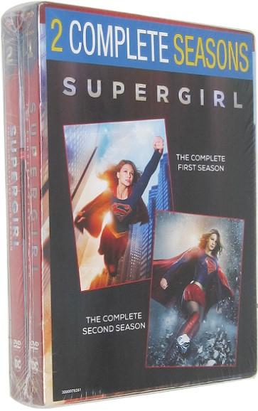 Supergirl: Season 1-2