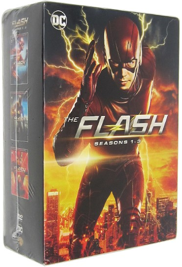 The Flash: Season 1-3