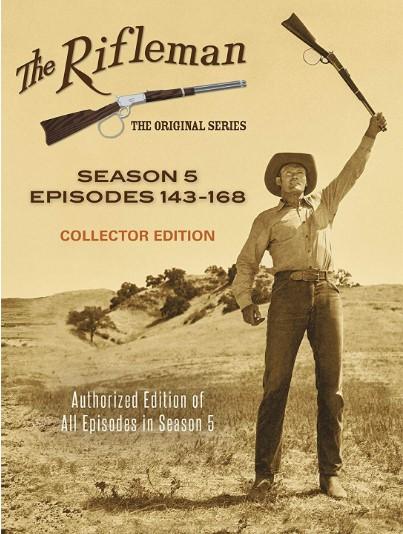 The Rifleman Collector Edition: Season 5