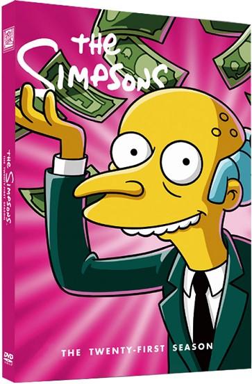 The Simpsons: Season 21