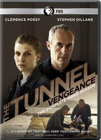 The Tunnel: Vengeance – Season 3