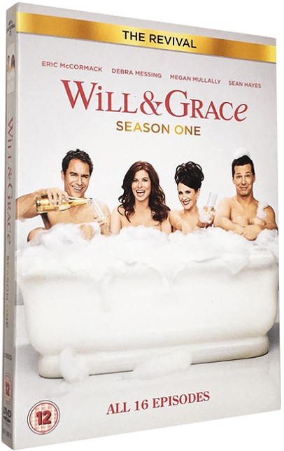 Will and Grace The Revival: Season 1 – UK Region