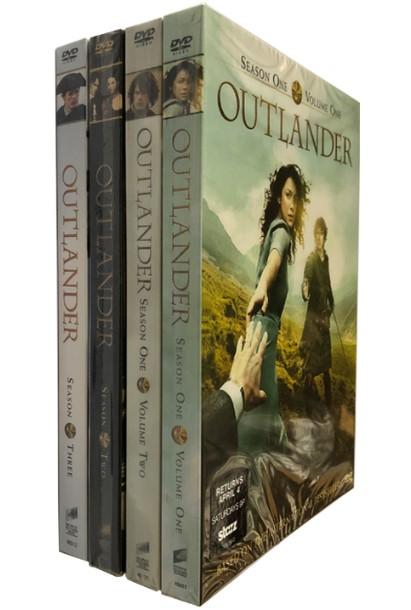 Outlander: Season 1-3