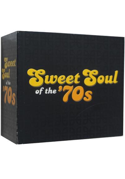Sweet Soul Of The 70s – Box Set
