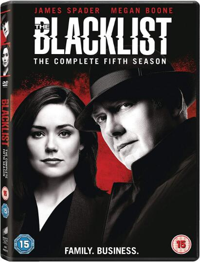 The Blacklist: Season 5 -UK Region