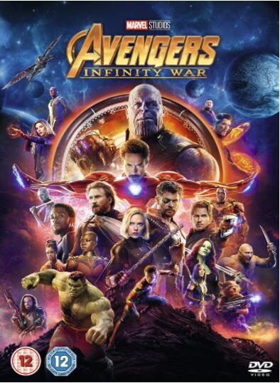 Avengers: Infinity War – UK Region