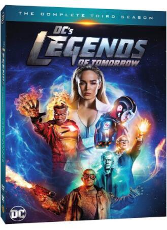 DC's Legends of Tomorrow: Season 3