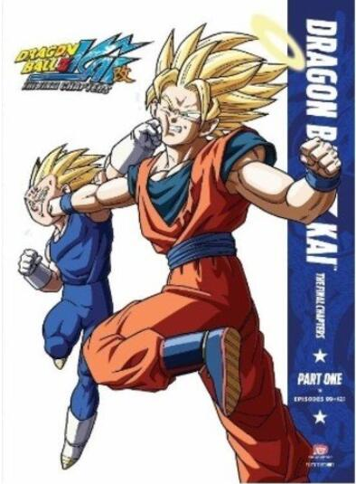 Dragon Ball Z Kai: The Final Chapters – Part One [Blu-ray]