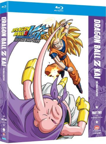 Dragon Ball Z Kai: The Final Chapters – Part Two [Blu-ray]