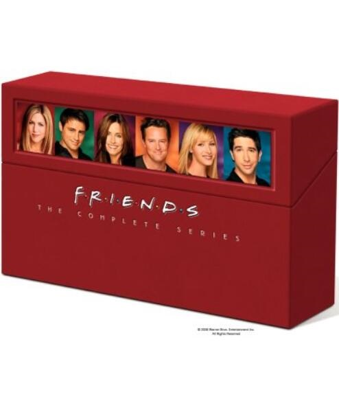 Friends: The Complete Series (2006)