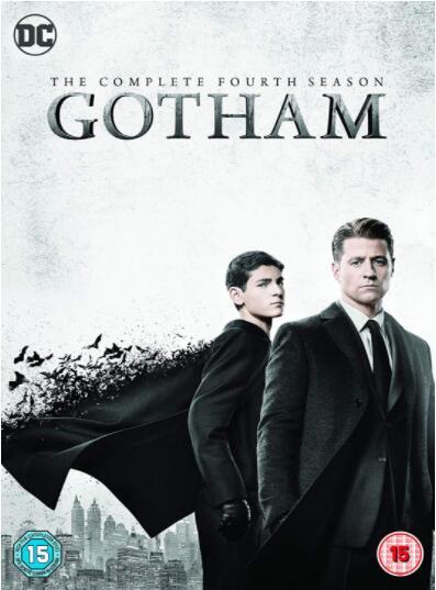 Gotham: Season 4 – Region 2