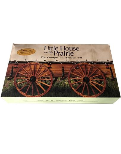 Little House on the Prairie: The Complete Series