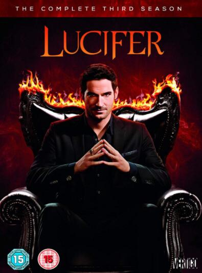Lucifer: Season 3 – Region 2