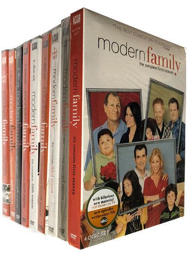 Modern Family: Season 1-9 Bundle