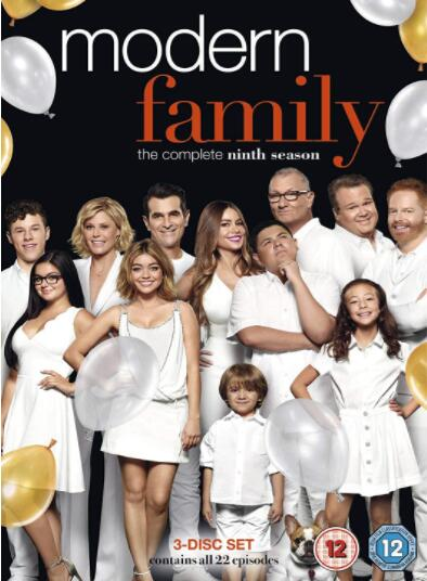 Modern Family: Season 9 – UK Region
