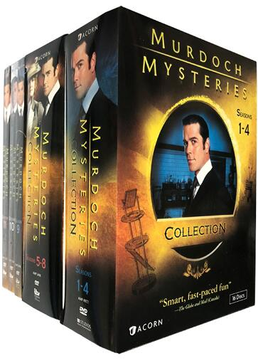 Murdoch Mysteries: Ultimate Collection Seasons 1-11