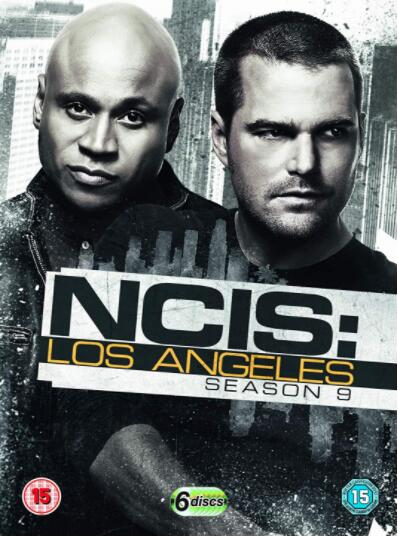 NCIS – Los Angeles: Season 9 – Region 2