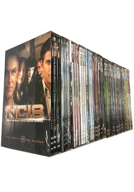 NCIS – Naval Criminal Investigative Service: Seasons 1-14
