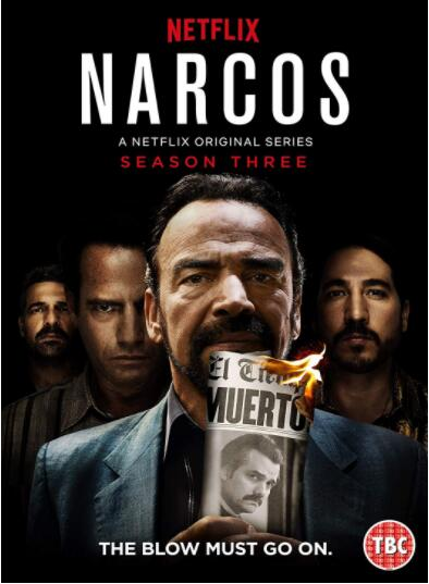 Narcos: Season 3 – UK Region