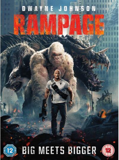 Rampage – UK Region