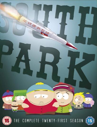South Park: S21 – UK Region