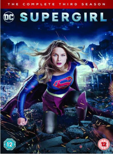 Supergirl: Season 3 – Region 2