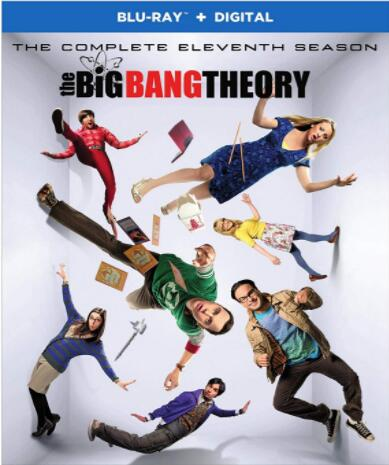 The Big Bang Theory: Season 11 [Blu-ray]