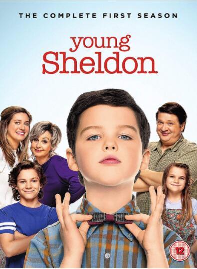 Young Sheldon: Season 1 – UK Region