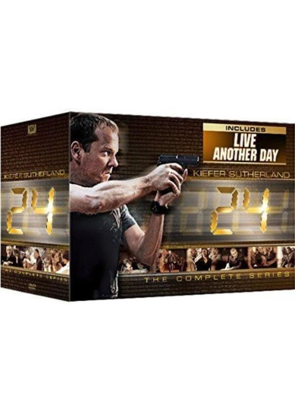 24: Live Another Day – The Complete Series