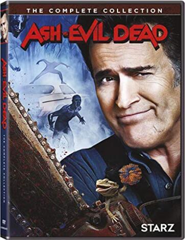Ash Vs. Evil Dead Ssn 1-3 Coll