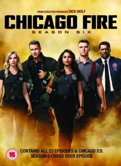 Chicago Fire: Season 6 – Region 2