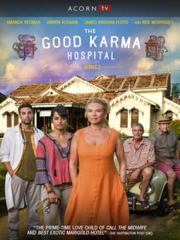 Good Karma Hospital: Series 2
