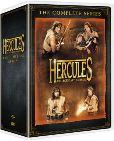 Hercules – The Legendary Journeys: The Complete Series
