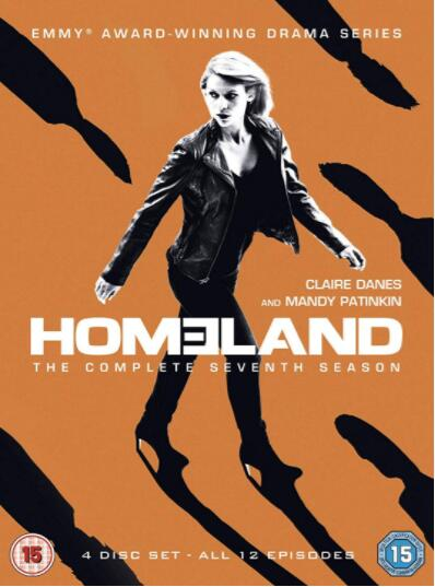 Homeland: Season 7 – Region 2