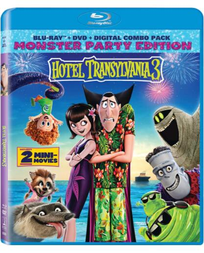 Hotel Transylvania 3 – Summer Vacation [Blu-ray]