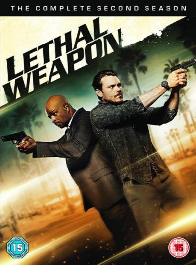 Lethal Weapon: Season 2 – Region 2