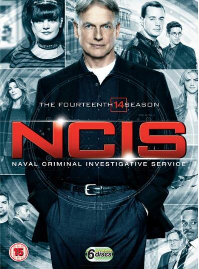 NCIS: Season 14 – Region 2